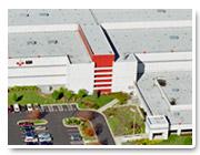 La fábrica de AIDA America de 14,000m² : Vista Aérea