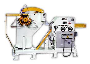 Automation de presses : Enrouleur motorisé : LF