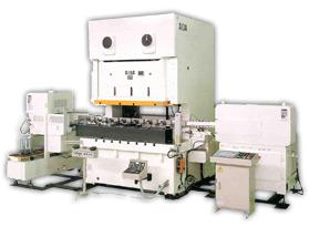 Automation de presses : Transfert interpresses : Multipacer NCAH III