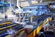 Automazione presse : Transfer elettronico