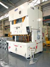 AIDA NC2 Gap Press at NAVA Hermanos S.A.