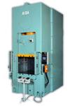AIDA Large Capacity Single Point Straightside Press, S1-E