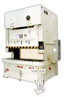 C-Gestellpresse mit zwei Druckpunkten : NC2