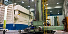Paint Booth & Toshiba/Shibuara Horizontal Boring Mill, photo thumbnail