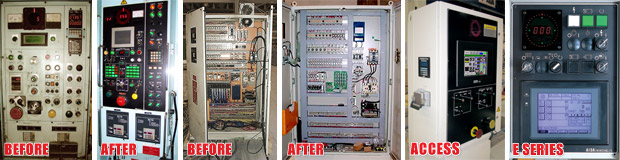 Electrical Press Control System Modernization