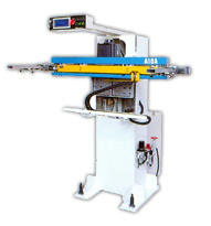 Photo of the AIDA A-8II Inter Press Transfer Robot