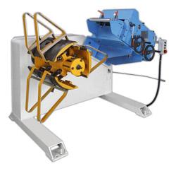Photo of the AIDA L Series Combined Uncoiler Straightener