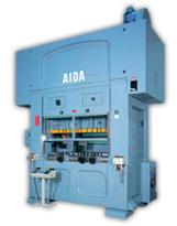 AIDA High Speed Motor Lamination Press, HMX