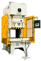 AIDA Однокривошипный серво пресс с С-образной станиной: DSF-C1