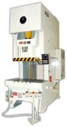 Photo of the AIDA NC1 Mechanical Gap Frame Press, 200 Metric Tons