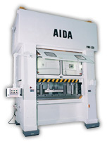 AIDA Progressive Die Straightside Press, PMX